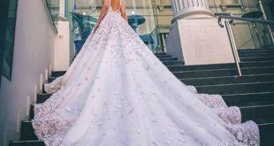 صور فساتين اعراس فخمه , افخم فستان للعرس