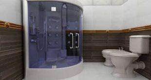 صور تصميم حمامات , تصميمات مختلفه للحمامات