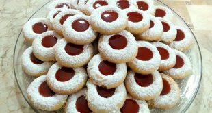 حلويات جزائرية بالصور سهلة التحضير , اسهل الحلويات الجزائريه
