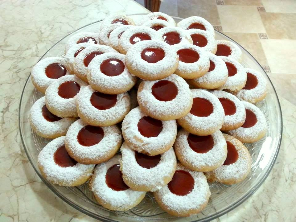 صورة حلويات جزائرية بالصور سهلة التحضير , اسهل الحلويات الجزائريه 1291