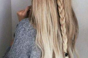 بالصور تسريحات بسيطة للشعر الطويل , اجمل تسريحات الشعر الطويل 1507 2 310x205
