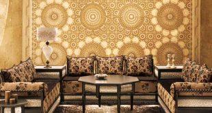 صور ديكور مغربي , احدث تشكيلة منوعة للديكورات المغربية