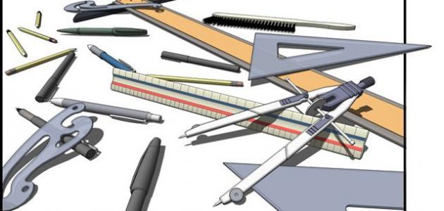 بالصور ادوات هندسية , مستلزمات هندسية 2406 7