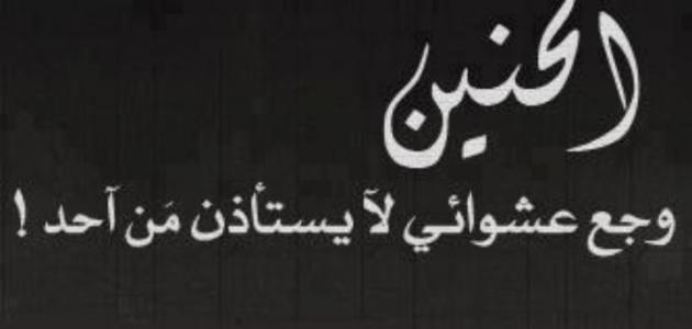 بالصور اشعار حب وشوق , اجمل الاشعار للشوق 2585 1
