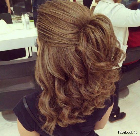 صورة تسريحات للشعر الطويل بسيطة , الشعر الطويل وتسريحاته 2747 3