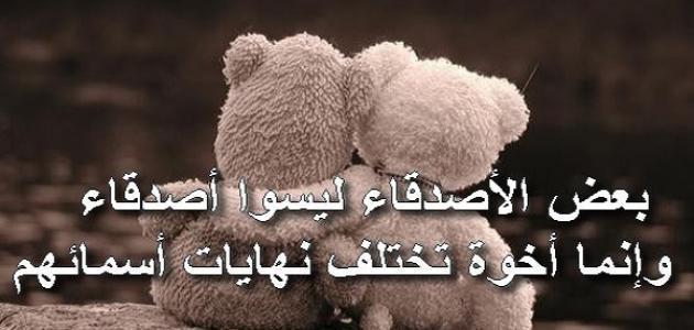 صور اجمل كلام عن الصديق , اروع الكلمات عن الاصدقاء