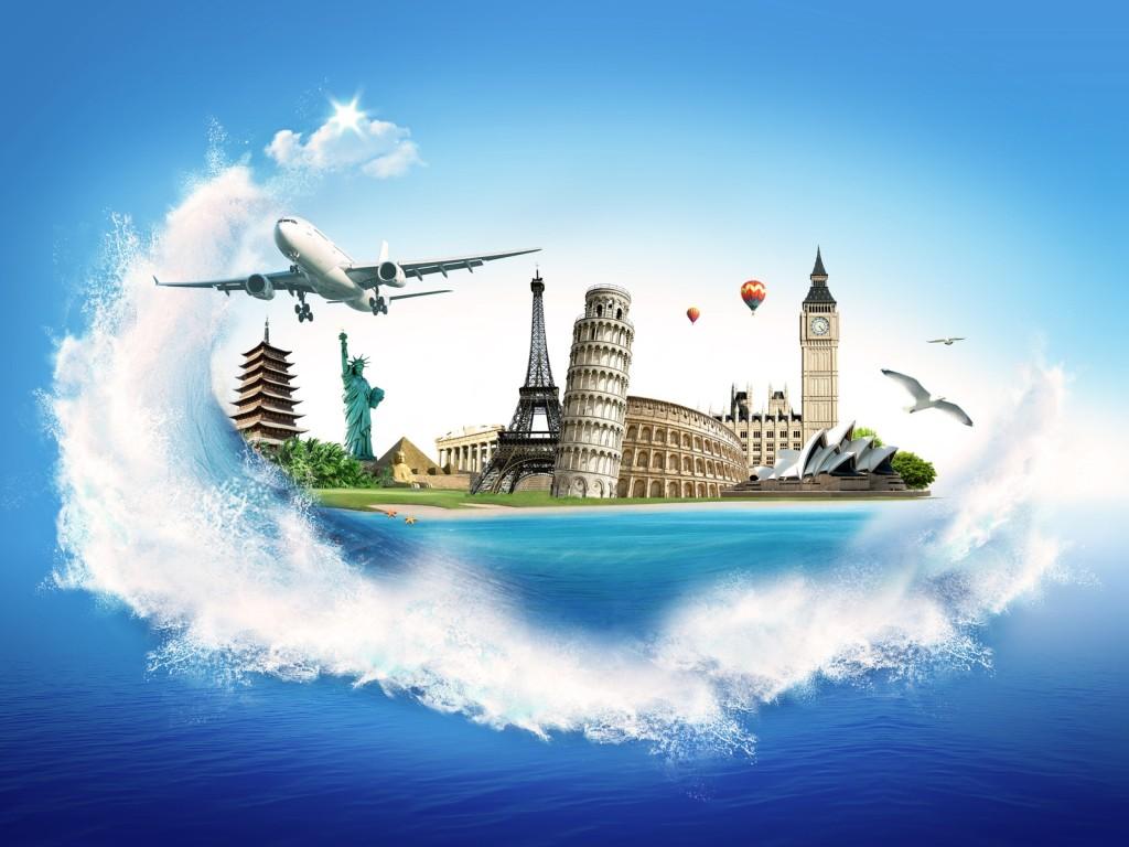 صوره تعبير عن السياحة , اهميه السياحه للفرد والمجتمع