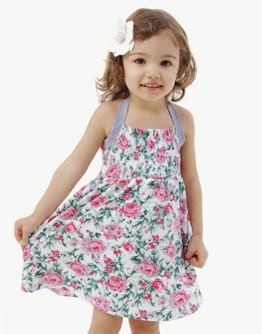 بالصور ملابس بنات صغار , اجمل موديلات لبس اطفال 3419 4