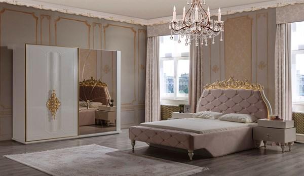 غرف نوم تركية اجمل موديلات الاثاث التركي