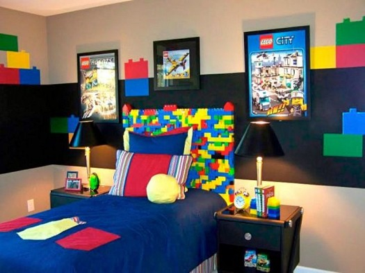 صورة غرف اولاد , ديكورات غرف نوم اولاد 840 9