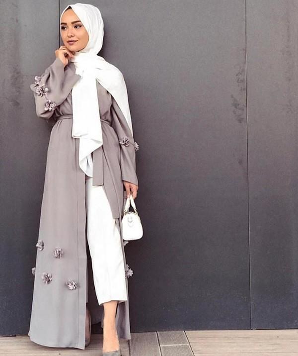 بالصور صور ملابس محجبات , اجمل ملابس المحجبات 1477 1