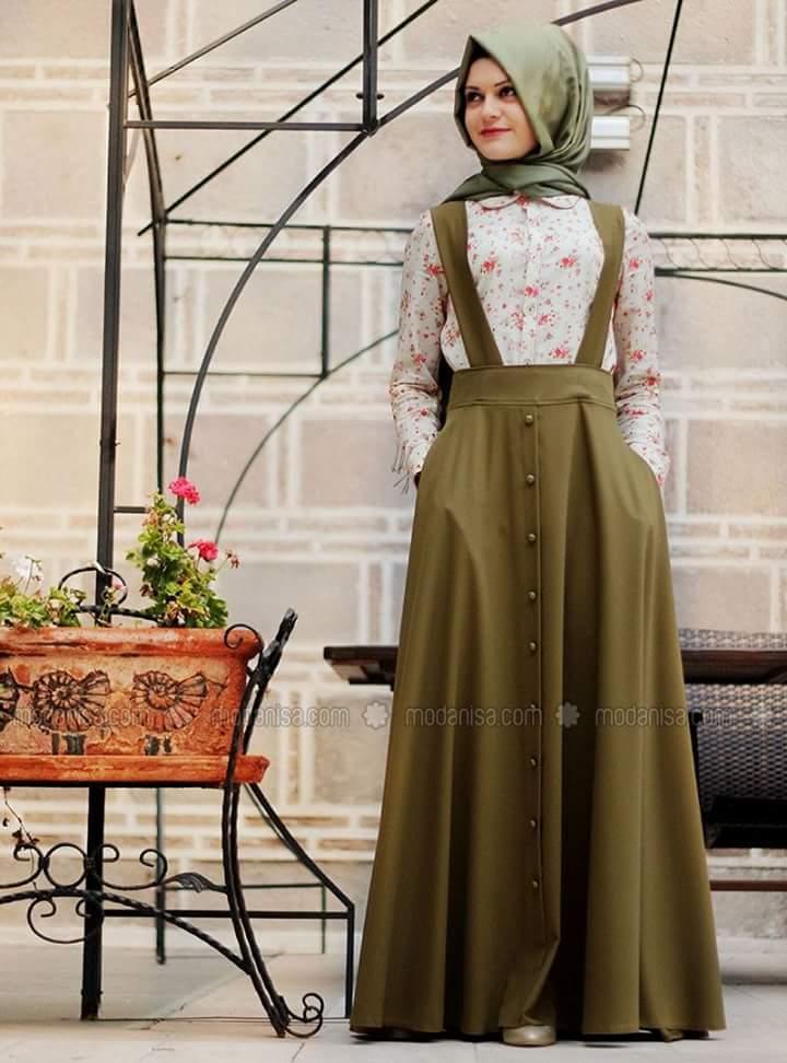 بالصور صور ملابس محجبات , اجمل ملابس المحجبات 1477 9