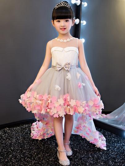 da6384271c0a7 اجمل صور فساتين مناسبات وعصريه للاطفال  اروع فساتين بناتي موديل ...