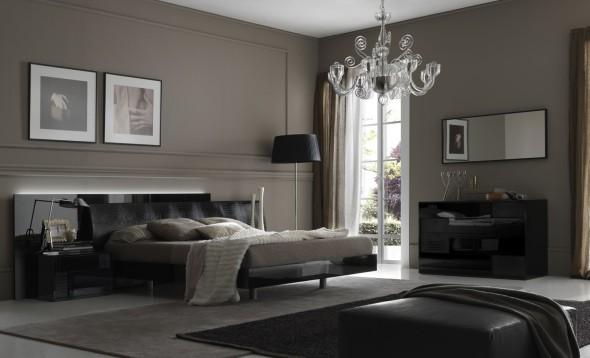 صور ديكورات غرف نوم للعرسان , ديكورات حديثة للعرسان