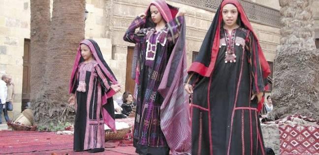 بالصور جلابية مصرية , احدي الازياء المصريه 2537 4