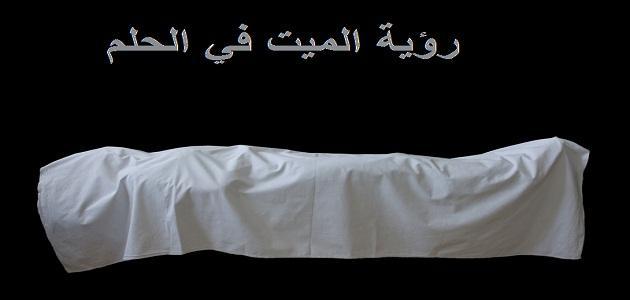 صورة رؤية الميت حي في المنام , ما وراء رؤية ميت حى فى المنام
