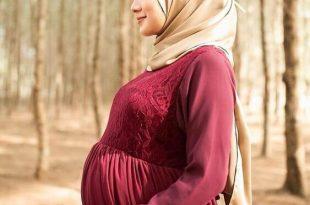 صوره ملابس للحوامل المحجبات , ملابس مناسبه للمحجبات الحوامل