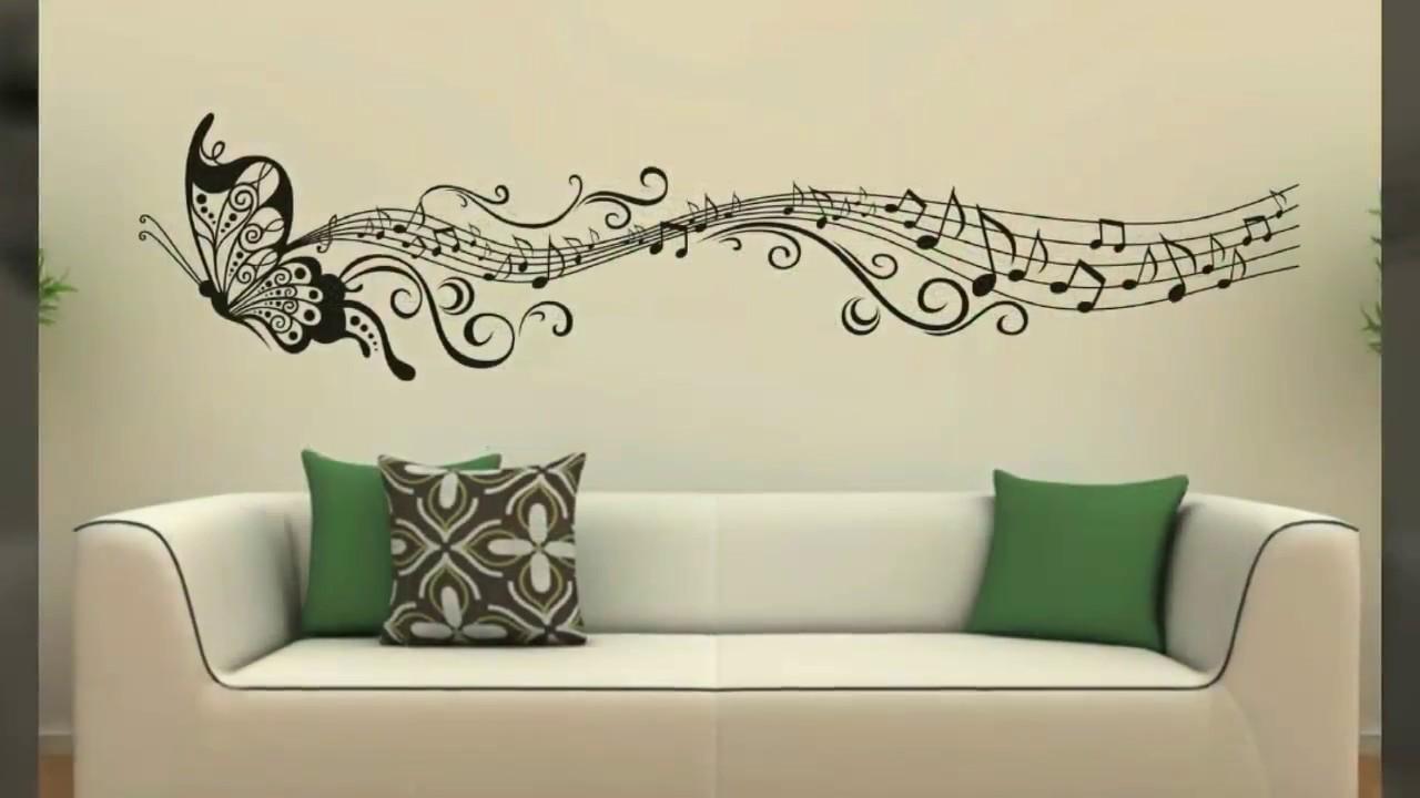 صورة ديكورات حوائط , اجمل ديكورات وتزيينات الحوائط