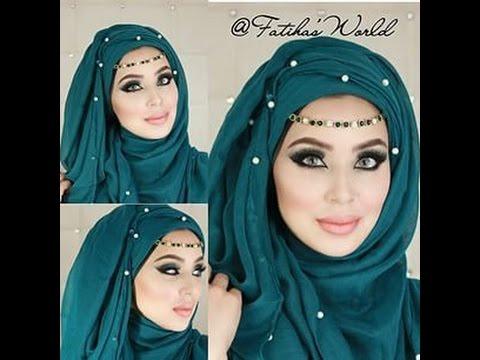 بالصور حجاب فاشون , احدث اشكال للحجاب الحديث 338 8