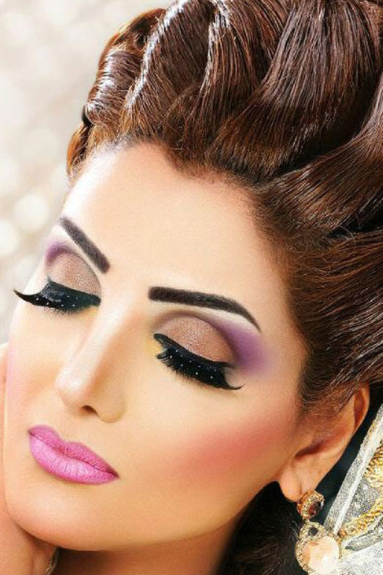 صوره بنات خليجية , تعرف علي اسرار جمال المراة الخليجية