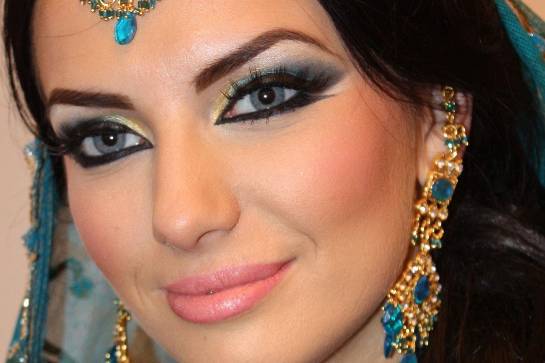 بالصور بنات خليجية , تعرف علي اسرار جمال المراة الخليجية 3471 10