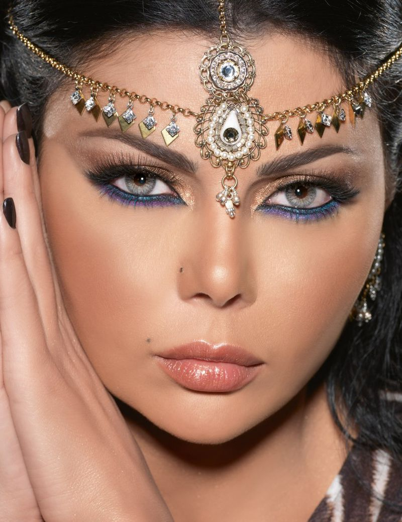 بالصور بنات خليجية , تعرف علي اسرار جمال المراة الخليجية 3471