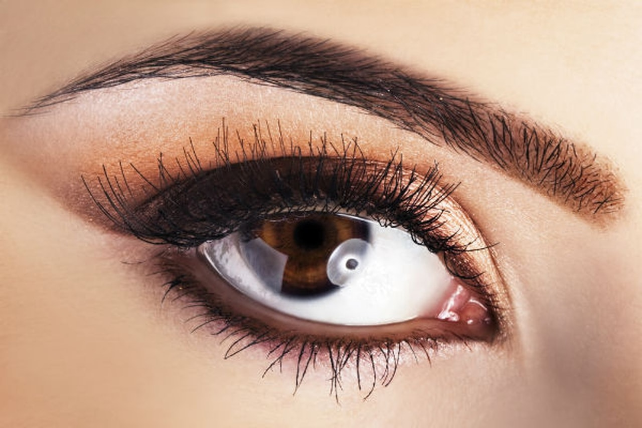صورة عيون سوداء , اشكال العيون السوداء 3554 8