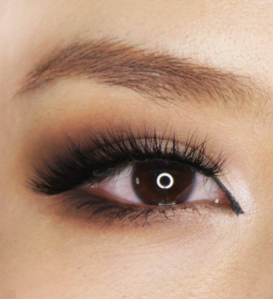 بالصور عيون سوداء , اشكال العيون السوداء 3554 9