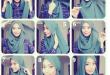 بالصور طرق لف الحجاب , شاهد اجمل طرق للف الحجاب 3829 1 110x75
