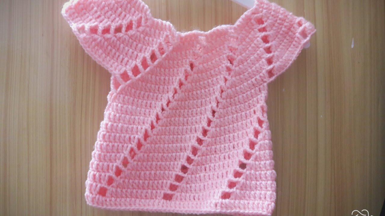 صور طريقة عمل بلوزة كروشية بالشرح , تعلم معنا طريقه عمل ملابس بخيوط الكروشية