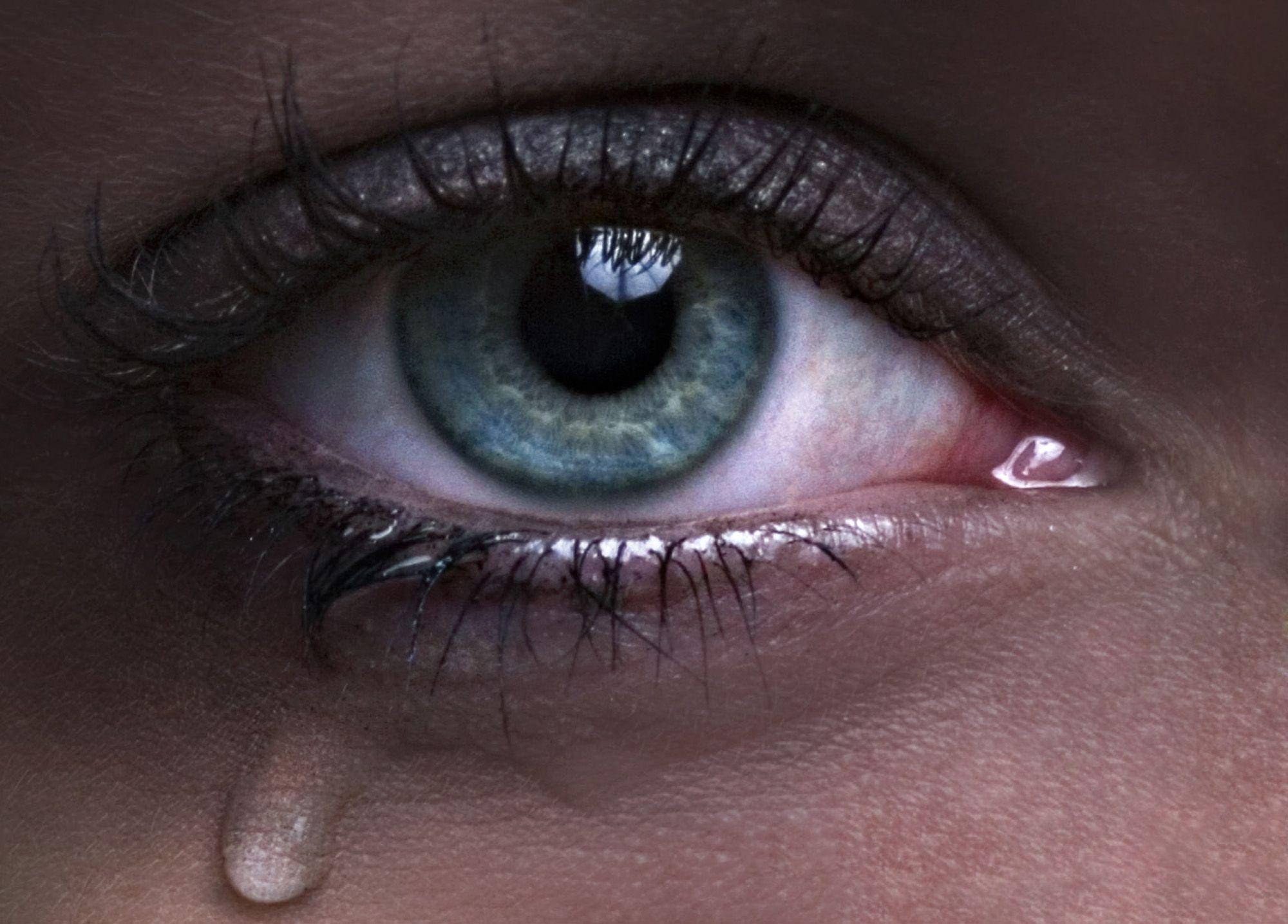 صورة صور عيون حزينه , اروع رمزيات للعيون الحزينة جدا