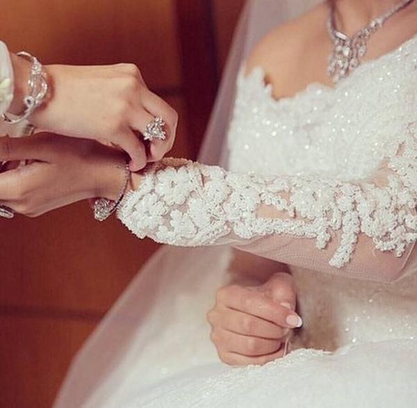بالصور عبارات للعروس , كلمات لاجمل عروس 5302 9
