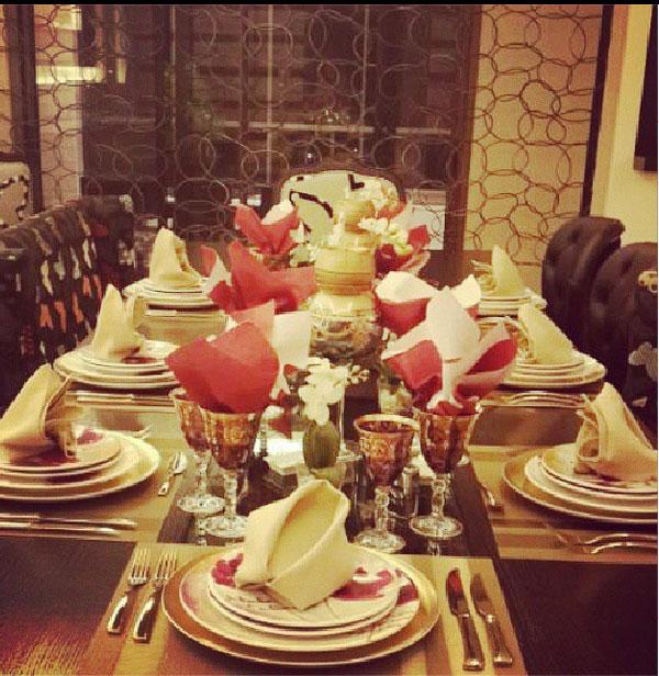 صوره افكار لعشاء رومانسي , ابهري زوجك بعشاء رومانسي
