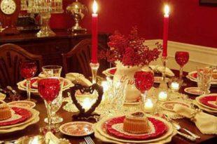 صورة افكار لعشاء رومانسي , ابهري زوجك بعشاء رومانسي