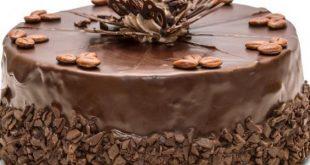 بالصور طريقة تزيين كيكة الشوكولاته , ازاي اعمل تورته بكيكه الشوكلاته 5410 3 310x165