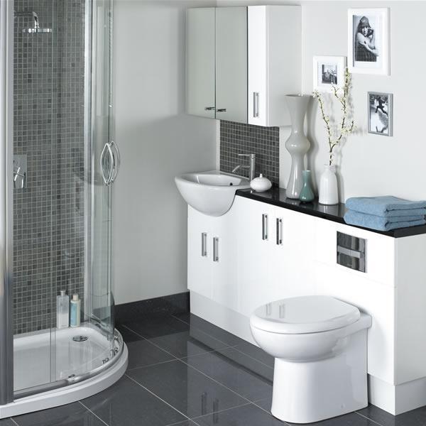 صور ديكورات حمامات صغيرة جدا وبسيطة , تصميمات حمامات مودرن