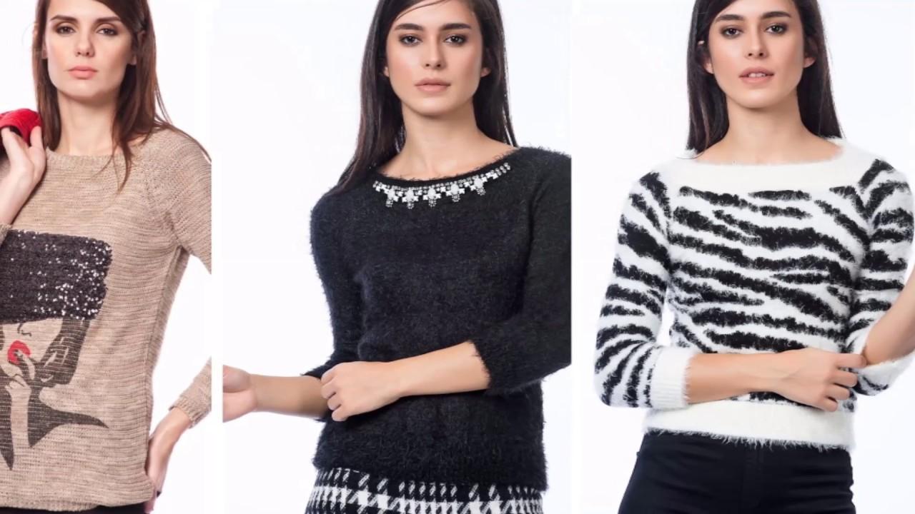 بالصور ملابس شتوية 2019 , ملابس دافئة انيقة عصرية 5670 6