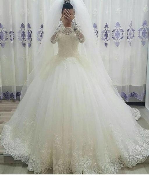 05dd1aa9a8dc8 صور صور فساتين زفاف