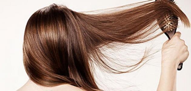 صور كيفية تطويل الشعر , طرق لتطويل و تنعيم الشعر
