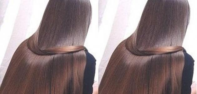 بالصور كيفية تطويل الشعر , طرق لتطويل و تنعيم الشعر 591 2