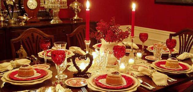 بالصور عشاء فخم , اروع و اجدد صور للعشاء الفخم الرومانسى 607 7