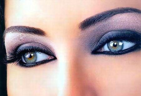 بالصور مكياج عيون بسيط , اجمل ميك اب للعيون الجميلة 617 1