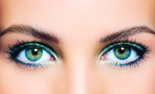 بالصور مكياج عيون بسيط , اجمل ميك اب للعيون الجميلة 617 13