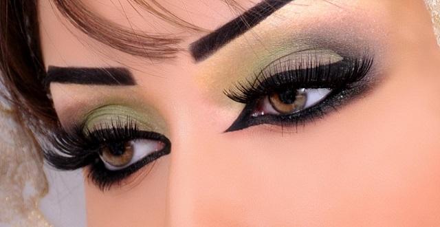 بالصور مكياج عيون بسيط , اجمل ميك اب للعيون الجميلة 617 16
