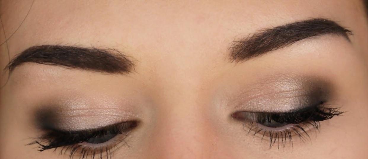 بالصور مكياج عيون بسيط , اجمل ميك اب للعيون الجميلة 617 5