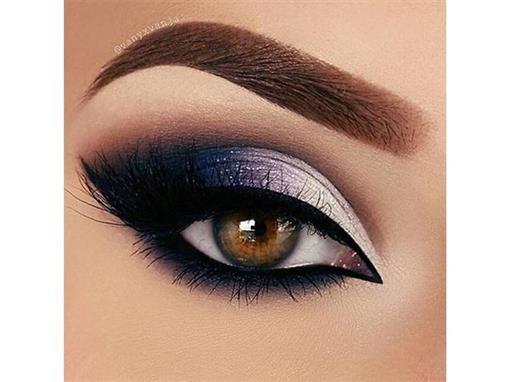 بالصور مكياج عيون بسيط , اجمل ميك اب للعيون الجميلة 617 7
