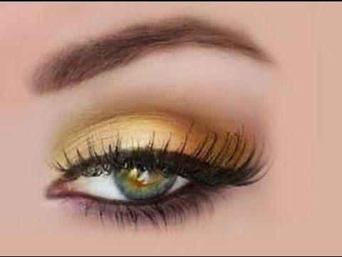 بالصور مكياج عيون بسيط , اجمل ميك اب للعيون الجميلة 617 8