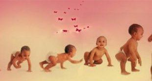 صوره مراحل نمو الطفل , تعرف على اهم المراحل التى يمر بها الطفل ليكبر و ينمو