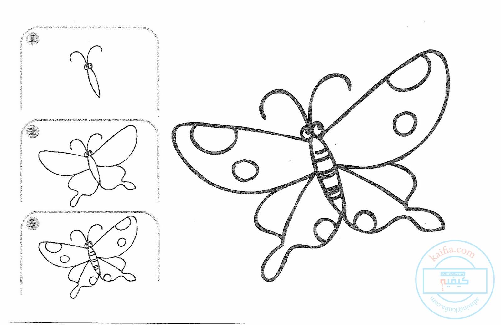 بالصور كيف تتعلم الرسم , ازاى تتعلم فن الرسم 627 2