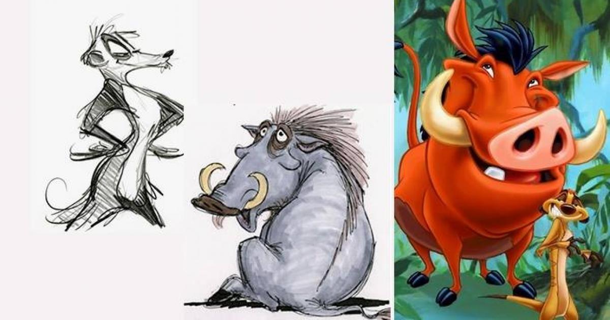 بالصور صور شخصيات كرتونيه , اجمل الصور لشخصيات ديزنى 672 3